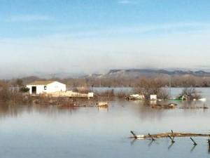 Spain flood
